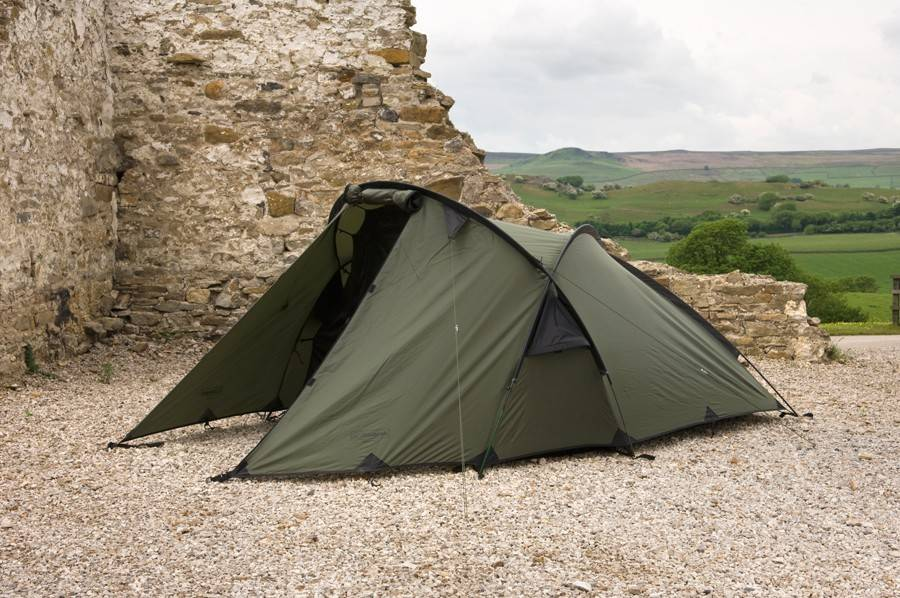 Review - Snugpak Scorpion 3 tent
