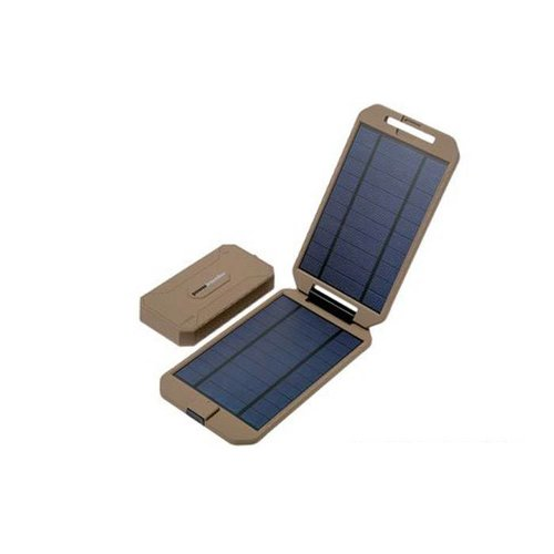 Powertraveller Tactical Extreme Solar Charger + Powerbank