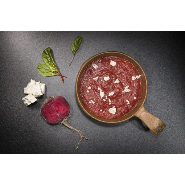 Tactical Foodpack Beetroot and Feta Soup - SALE