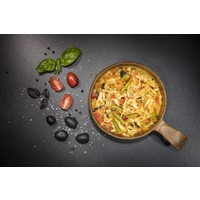Tactical Foodpack Pasta and Vegetables