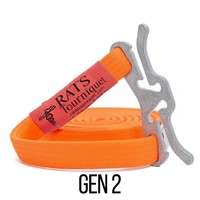 RATS Medical Gen2 Tourniquet Orange