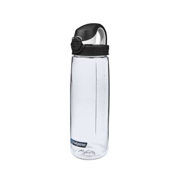 Nalgene On The Fly Bottle Drinkfles 750ml Clear Black