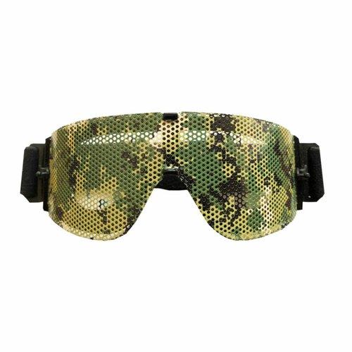 LenSkin LenSkin Socom Camo Folie voor Goggles