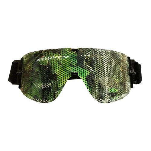 LenSkin LenSkin Leafs Camo Folie voor Goggles