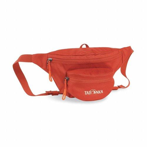 Tatonka Tatonka Funny Bag Small Heuptas Red Brown