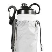 Tatonka Foldable Bottle Pouch Small (1L) Grey