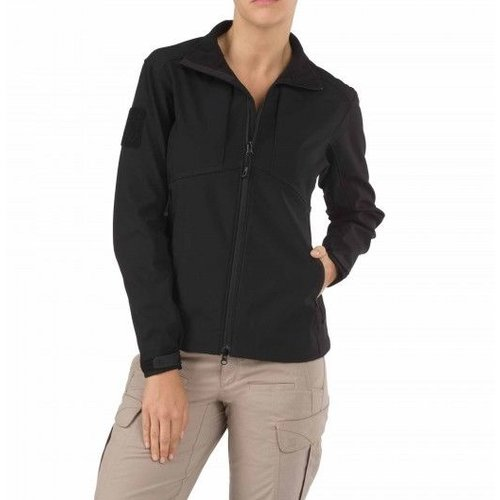 5.11 Tactical Women's Sierra Softshell Black