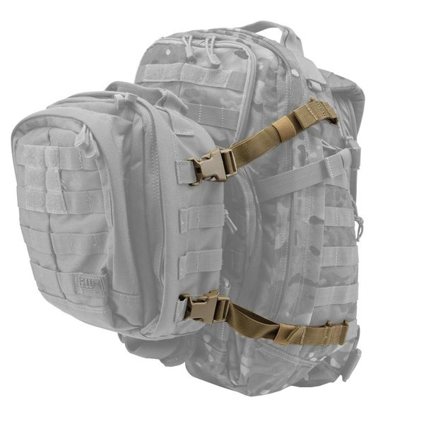 5.11 Tactical Rush Tier System Sandstone