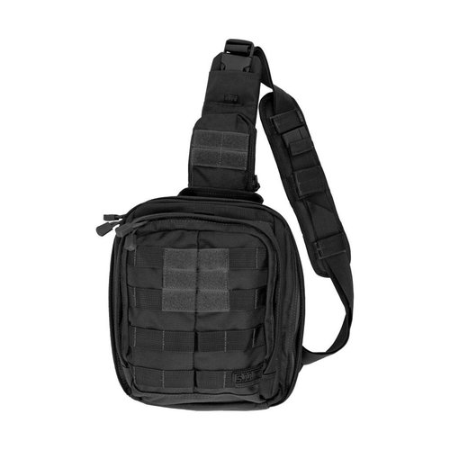 5.11 Tactical RUSH MOAB6 Slingpack (12L) Zwart