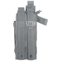 5.11 Tactical Double MP5 Bungee/Cover Pouch Storm