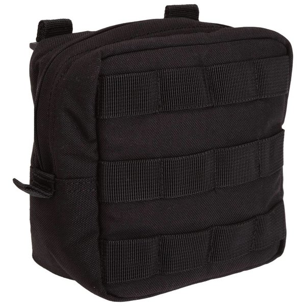 5.11 Tactical 6.6 Padded Utility Pouch Black