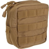 5.11 Tactical 6.6 Padded Utility Pouch Flat Dark Earth
