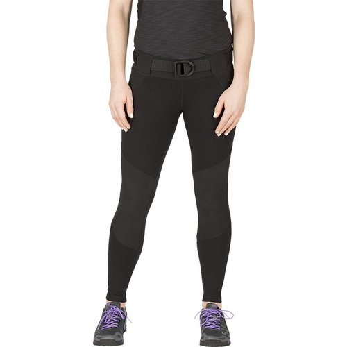 5.11 Tactical Women's Raven Range Tight Yoga Pant Zwart