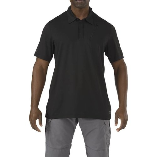 5.11 Tactical Odessey Polo Black