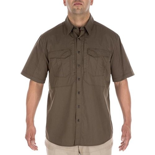 5.11 Tactical Stryke Shirt Short Sleeve Tundra