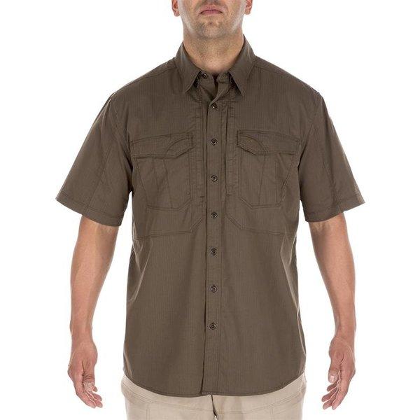5.11 Tactical Stryke Shirt Short Sleeve Tundra
