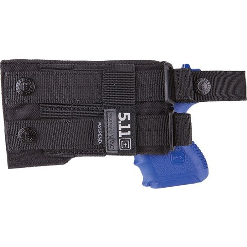 5.11 Tactical LBE Compact Holster RECHTS Black