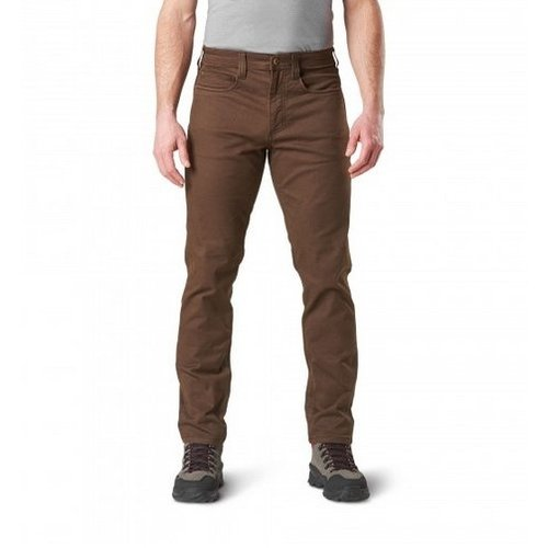 "5.11 Tactical Defender Flex ""Slim"" Pant Burnt"
