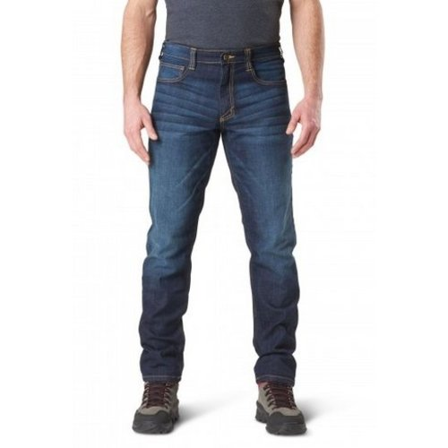 "5.11 Tactical Defender Flex ""Slim"" Jeans Dark Wash Indigo"