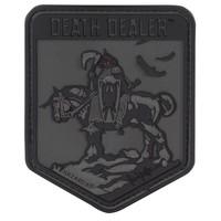 Hazard 4 Death Dealer PVC Patch Zwart