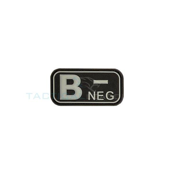 Jackets to Go B-Negative PVC Patch Swat