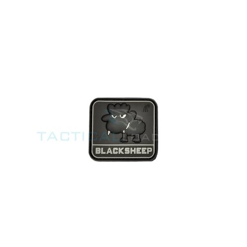 Jackets to Go Black Sheep PVC Patch Swat