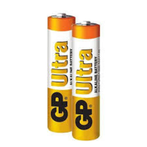 GP Batteries GP Ultra AAA Penlight Batterij 1,5V (2 stuks)