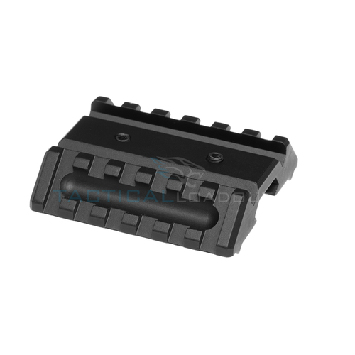 Element Dual Offset Rail/Mount Black