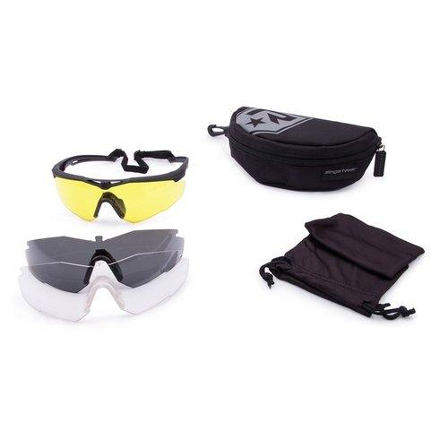 Revision Stingerhawk Deluxe Kit Balistische Bril