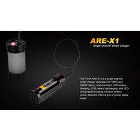 Fenix ARE-X1 Battery Charger (Lader)