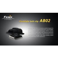 Fenix AB02 Riemclip / Beltclip Zwart