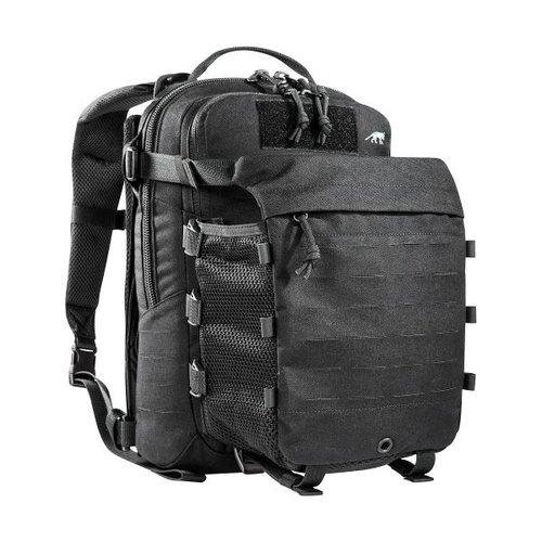 Tasmanian Tiger TT Assault Pack 12 Flat Backpack (12L) Black