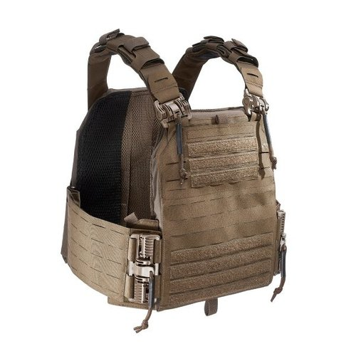 Tasmanian Tiger TT Plate Carrier QR LC Coyote