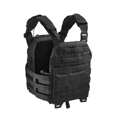 Tasmanian Tiger TT Plate Carrier MKIV Black