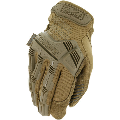 Mechanix Wear M-Pact Gloves / Handschoenen Coyote