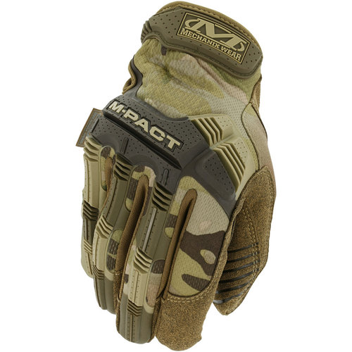 Mechanix Wear M-Pact Gloves / Handschoenen MultiCam