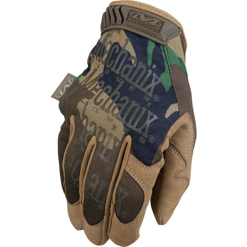 Mechanix Wear Original Gloves / Handschoenen Woodland