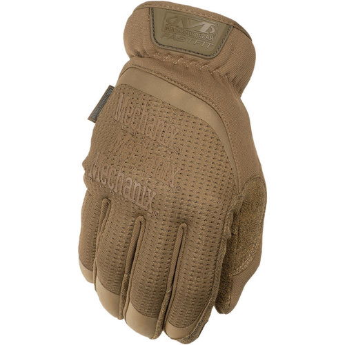 Mechanix Wear FastFit Gloves / Handschoenen Coyote