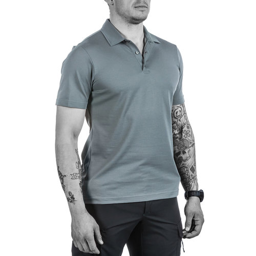 UF PRO Urban Polo Shirt Steel Grey