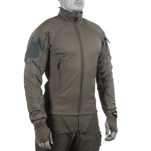 UF PRO Delta Ace Plus Gen.2 Jacket Brown Grey