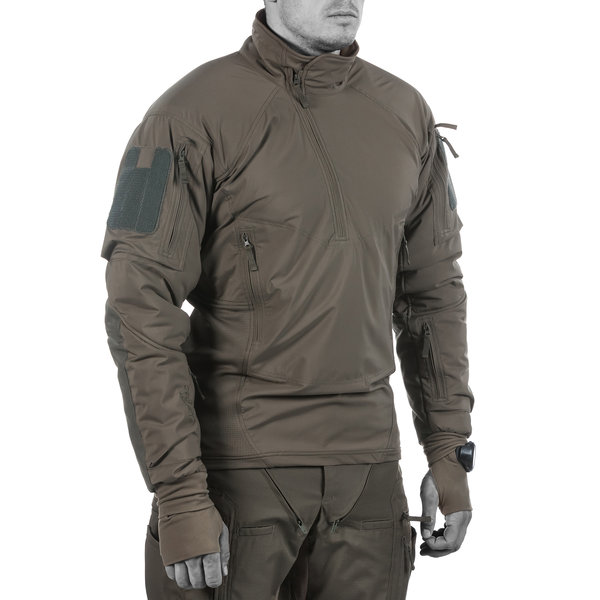 UF Pro AcE Winter Combat Shirt Brown Grey
