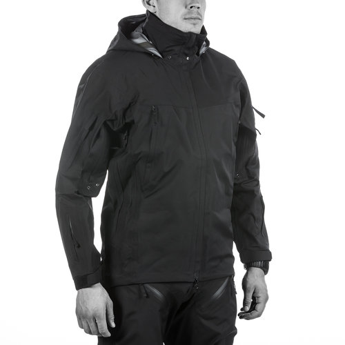 UF PRO Monsoon Gen.2 Tactical Rain Jacket Black