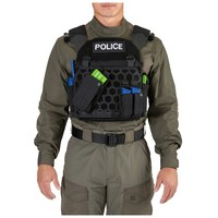 5.11 Tactical All Mission Hex Plate Carrier Black