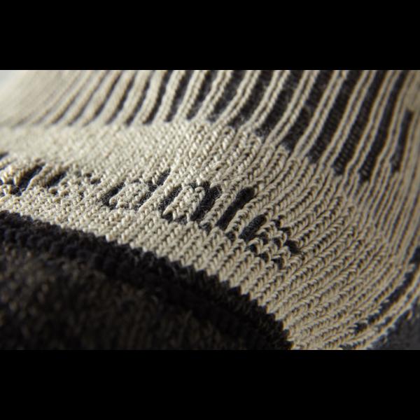 Bridgedale HIKE Lightweight Cool Comfort Sokken Charcoal