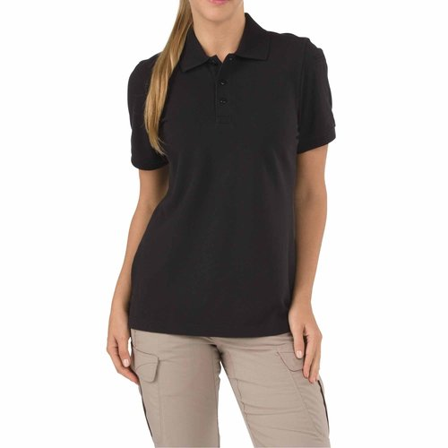 5.11 Tactical Womens Professional Polo Black