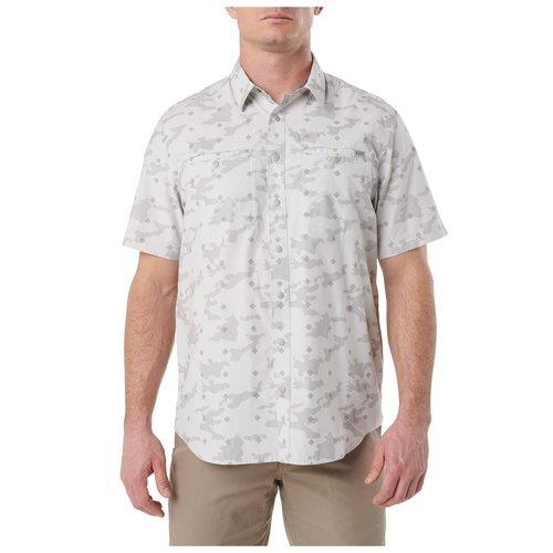 5.11 Tactical Crestline Camo Shirt Pebble