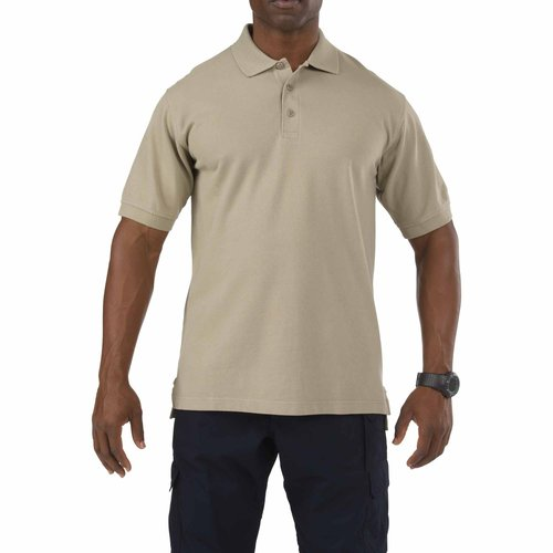 5.11 Tactical Professional Polo Silver Tan