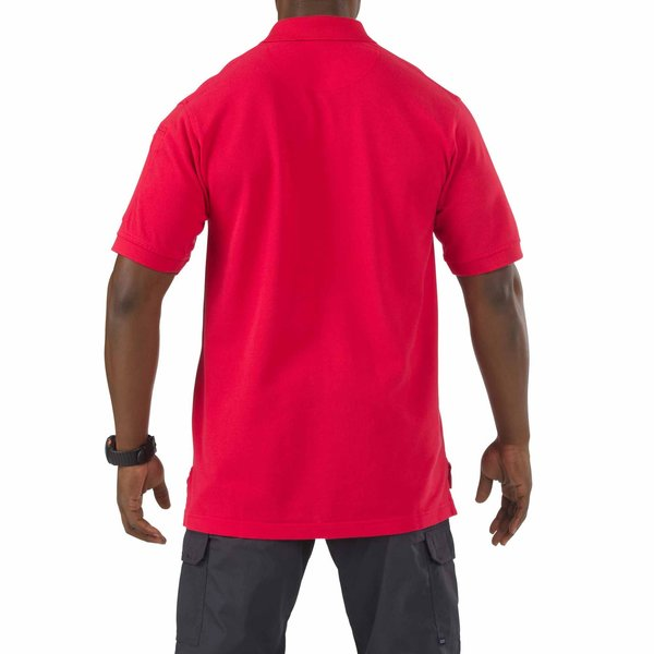 5.11 Tactical Professional Polo Range Red