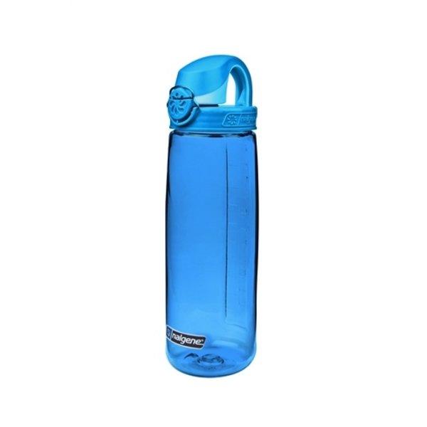 Nalgene On The Fly Bottle Drinkfles 750ml Glacial Blue