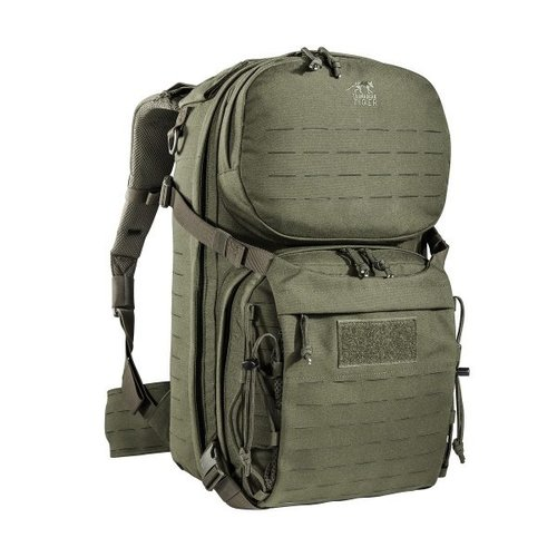 Tasmanian Tiger TT Modular Radio Pack 45 Backpack (25L) Olive